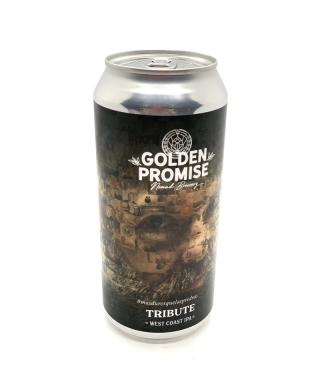 CERVEZA GOLDEN PROMISE TRIBUTE 44cl