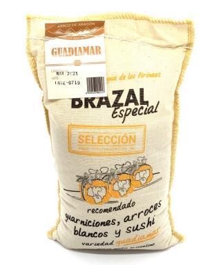 Arroz variedad Guadiamar 1kgr.