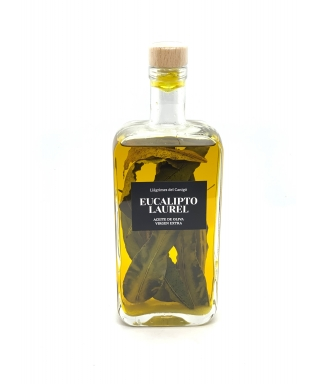 ACEITE AOVE EUCALIPTO Y LAUREL 500 ML