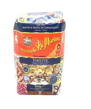 Pasta Italiana Tofette (500 gr)
