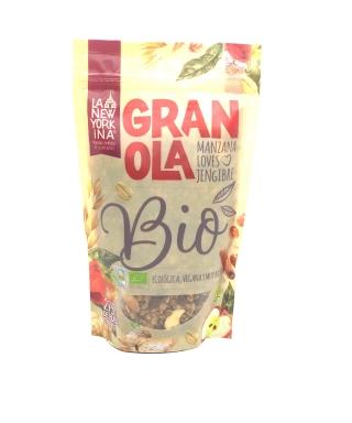Granola Manzana Loves jengibre (275 gr)
