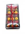 Mazapán frutas caja 21 unidades