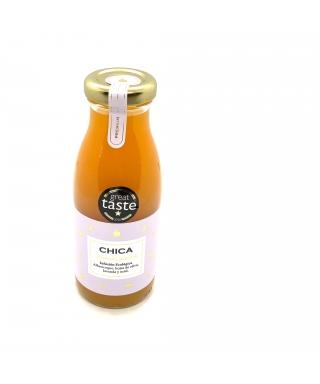 Zumo de Albaricoque Chica 250 ml