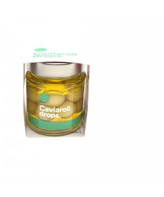 Aceituna  verde Caviaroli 170 gr