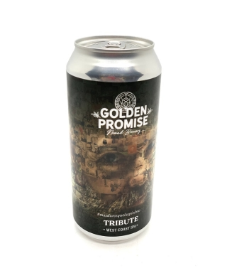 CERVEZA GOLDEN PROMISE TRIBUTE 44cl