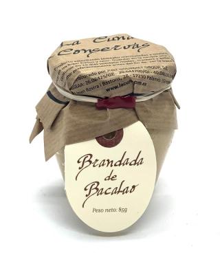 BRANDADA DE BACALAO 85gr
