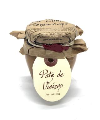 PATÉ DE VIEIRAS 85gr