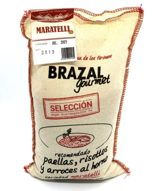 Arroz variedad maratelli 1kgr.