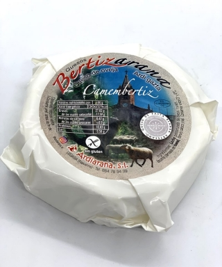Queso Camembertiz 215gr.