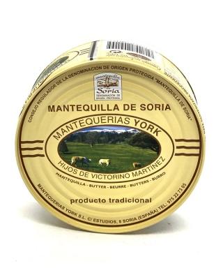 MANTEQUILLA NATURAL DE SORIA 250gr