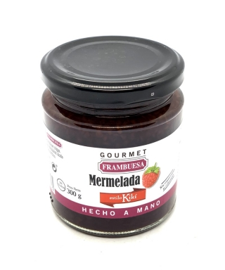 MERMELADA DE FRAMBRUESA GOURMET 300gr